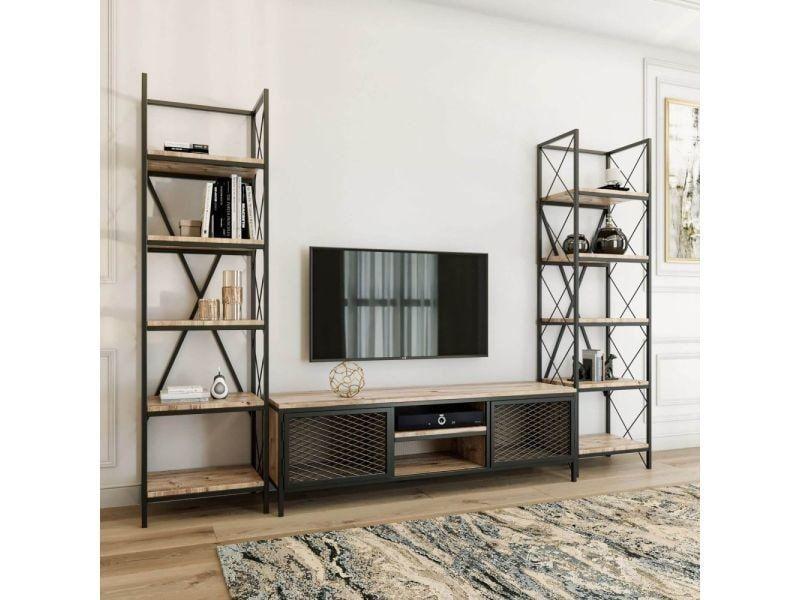 bobochic conforama meuble tv