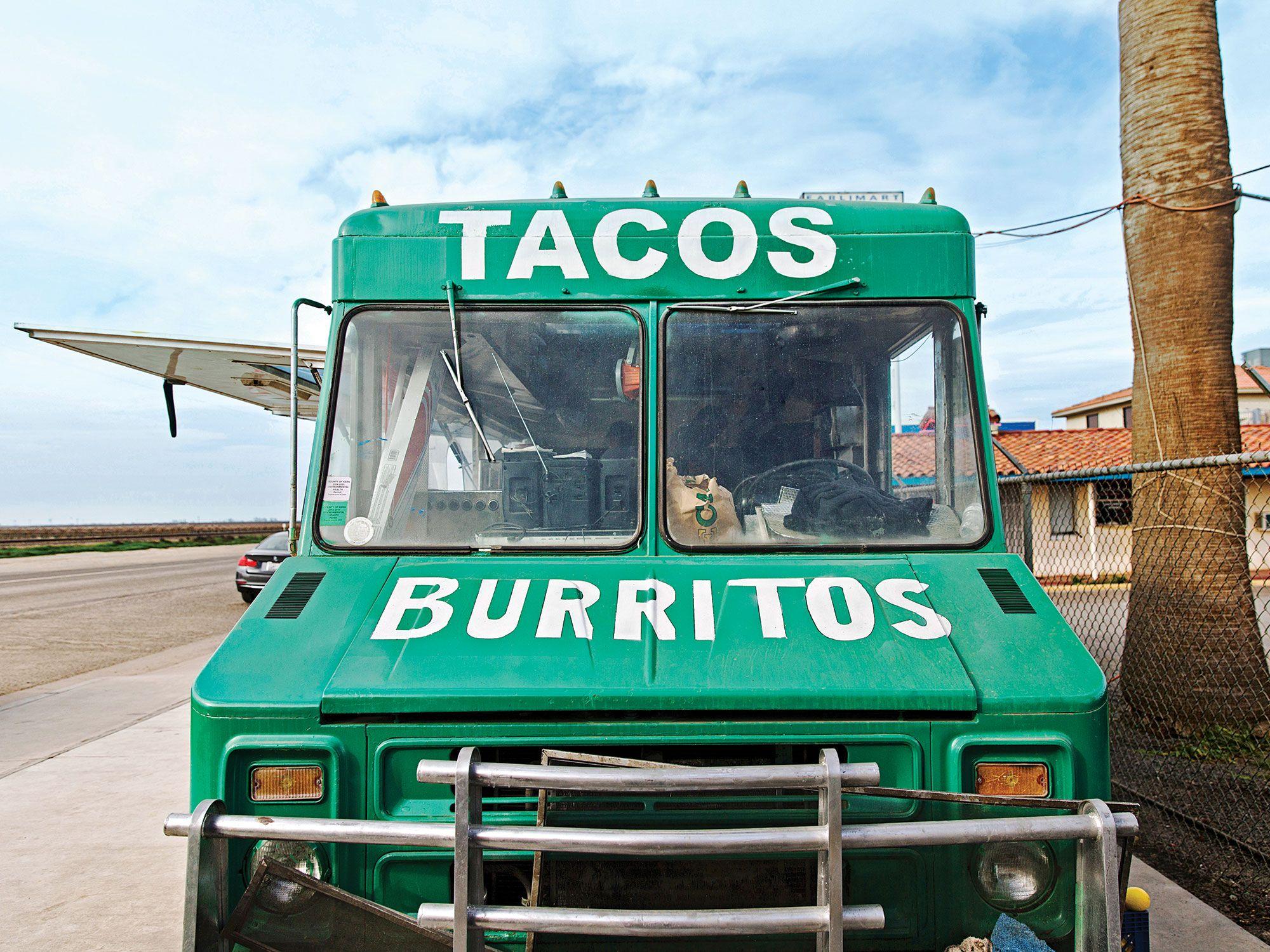 On the california taco trail tacos tacos burritos