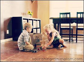 Nourishing Minimalism I Got Rid Of The Toys Kids Parenting