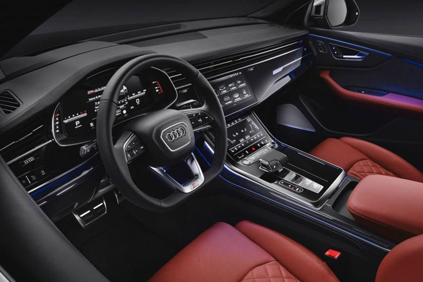 Is The Audi Rs Q8 Worth The Upgrade Over A Standard Q8 Carbuzz In 2020 Audi Rs Audi Tdi