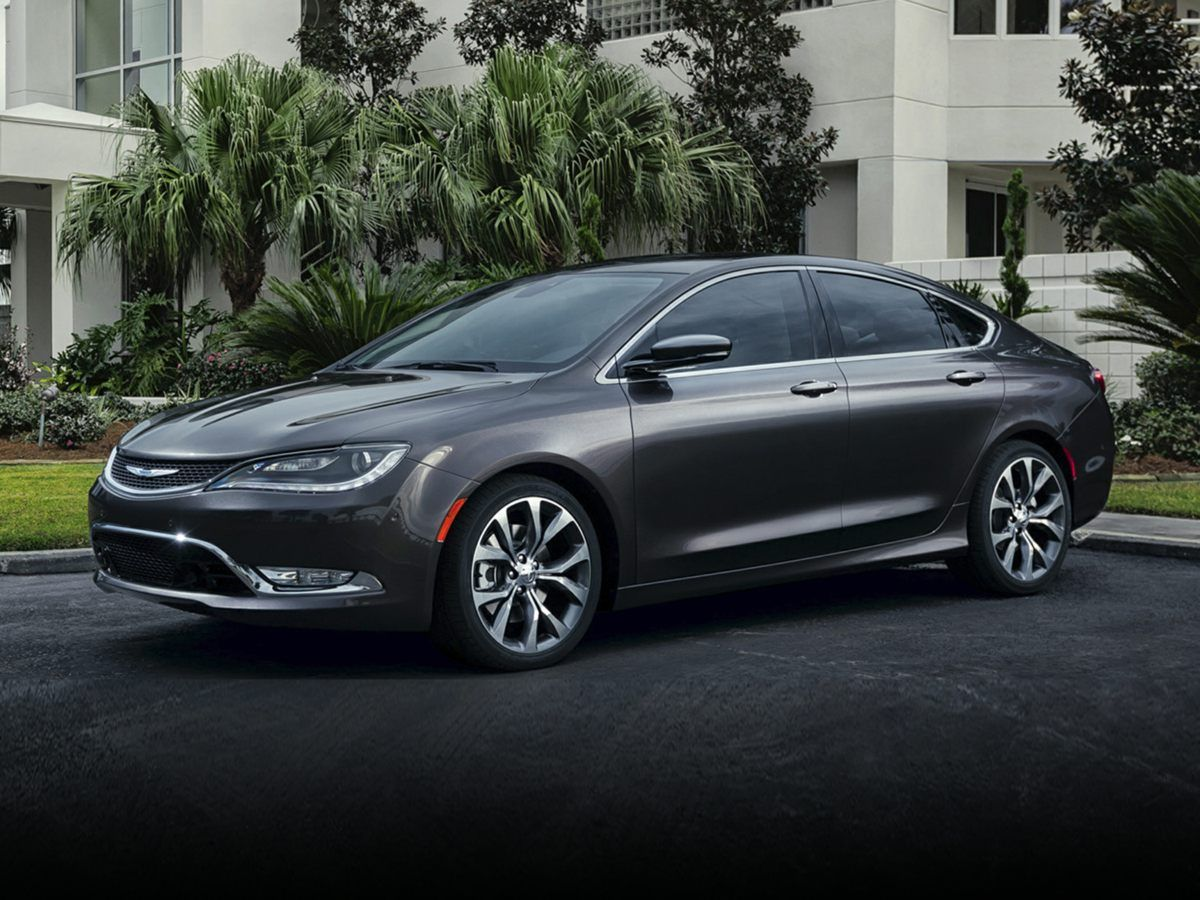 2017 Chrysler 200 Lx Sedan New Cars For Used