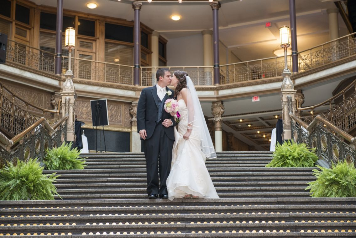 Hyatt Arcade Wedding Hyatt Arcade Wedding Reception Venue