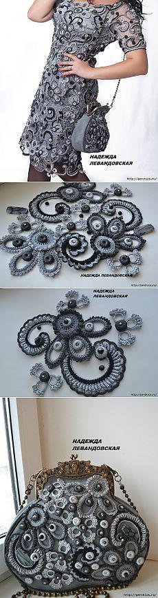 Примеры сборки фрагментов от разных мастеров