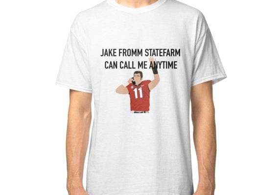 Jake Fromm StateFarm Classic T-Shirt