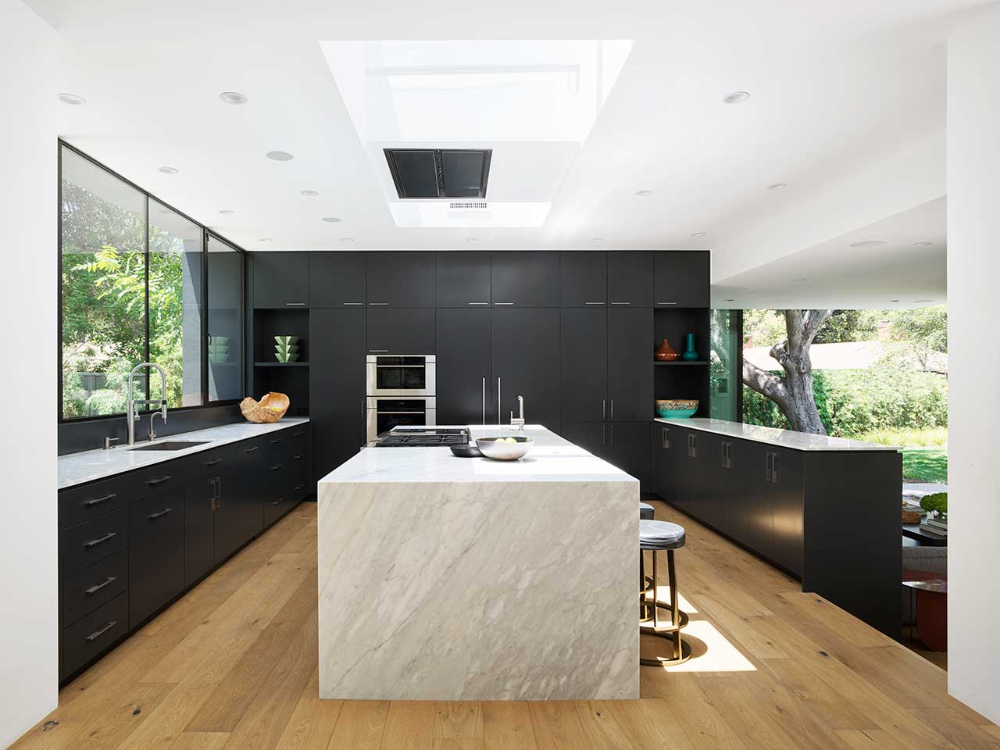 Assembledge Designs Three Pavilion Laurel Hills Residence In Los Angeles Design Milk In 2020 House Home Laurel Hill
