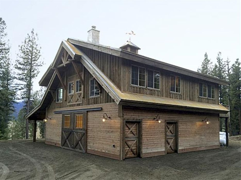 Barn Pros Projects Gallery Barn Apartment Prefab Barns Barn