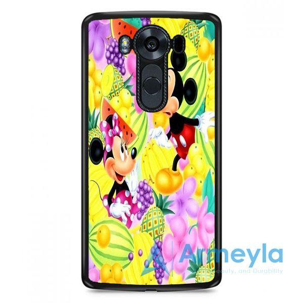 Mickey And Minnie Mouse LG V20 Case | armeyla.com
