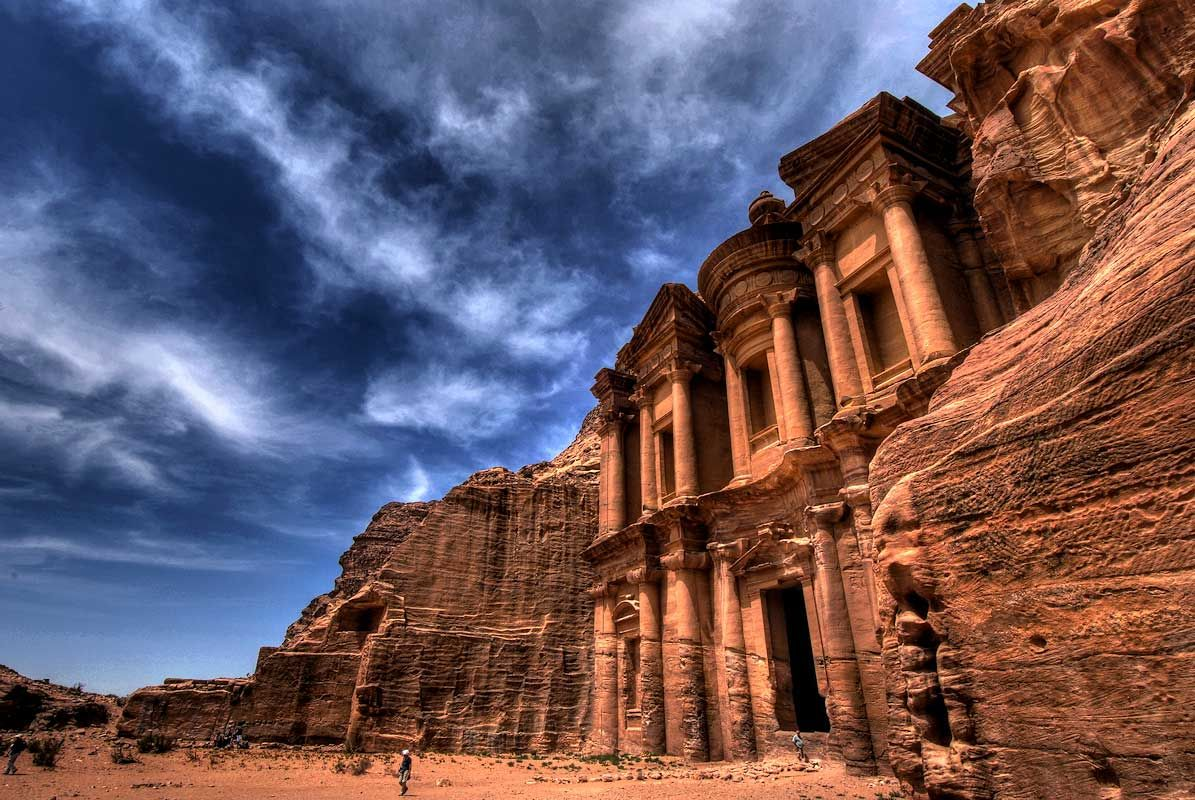 Petra, Wadi Musa, Jordan.