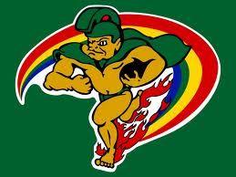 Uh Rainbow Warriors Hawaii Sports Football Usa College Logo