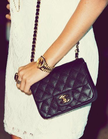 Versatile Day To Night Purse Chanel Bag Michael Kors Fashion Chanel