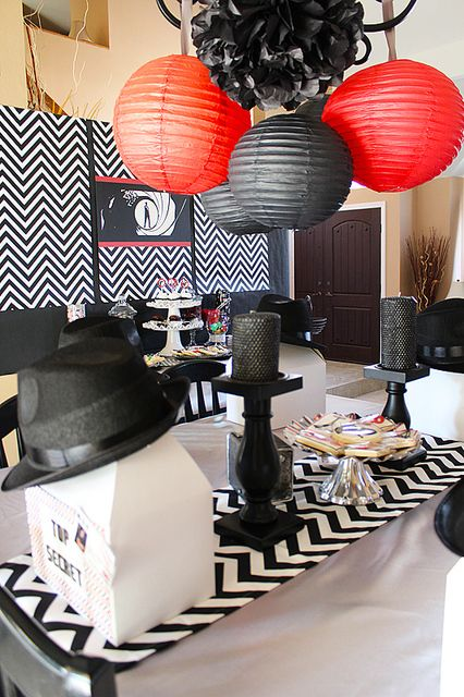 james bond birthday party ideas james bond james bond party and 40 birthday. Black Bedroom Furniture Sets. Home Design Ideas