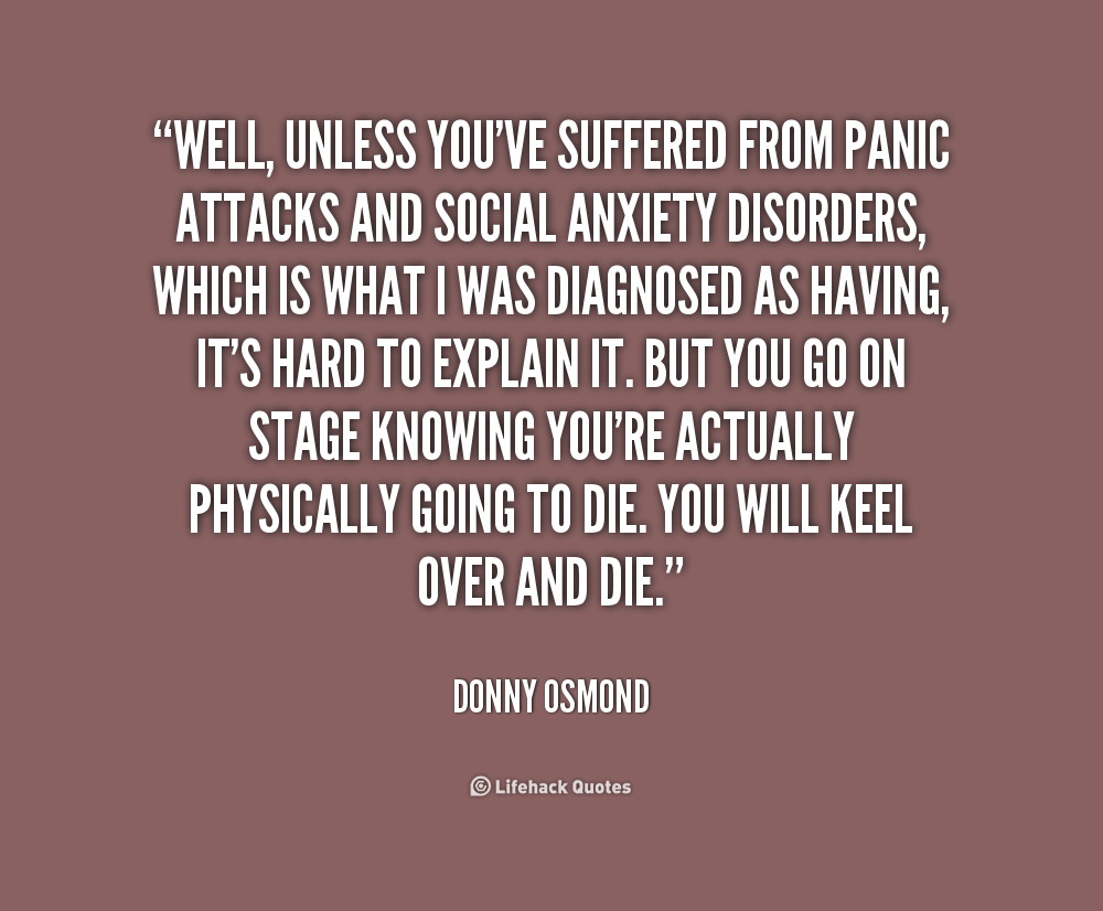 Quotes About Panic Attacks Yep.exactly  Anxietypanic Disorder  Pinterest