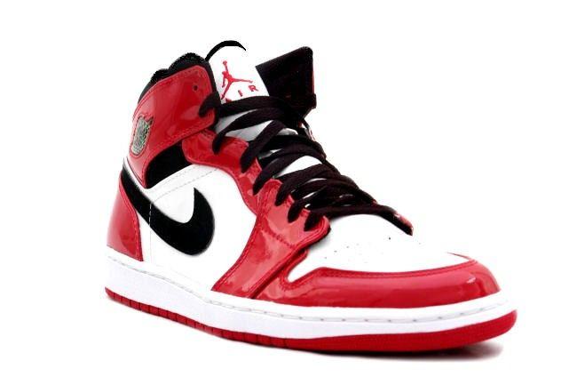Buy Nike Air Jordan 1 I Retro White  Black  Red Discount PbYrNAf from  Reliable Nike Air Jordan 1 I Retro White  Black  Red Discount PbYrNAf