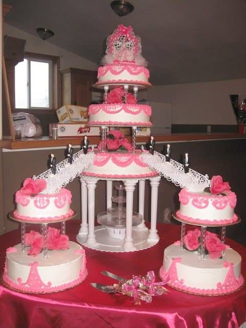 Quincea 241 Era Quince In 2019 Quince Cakes Cake Boss