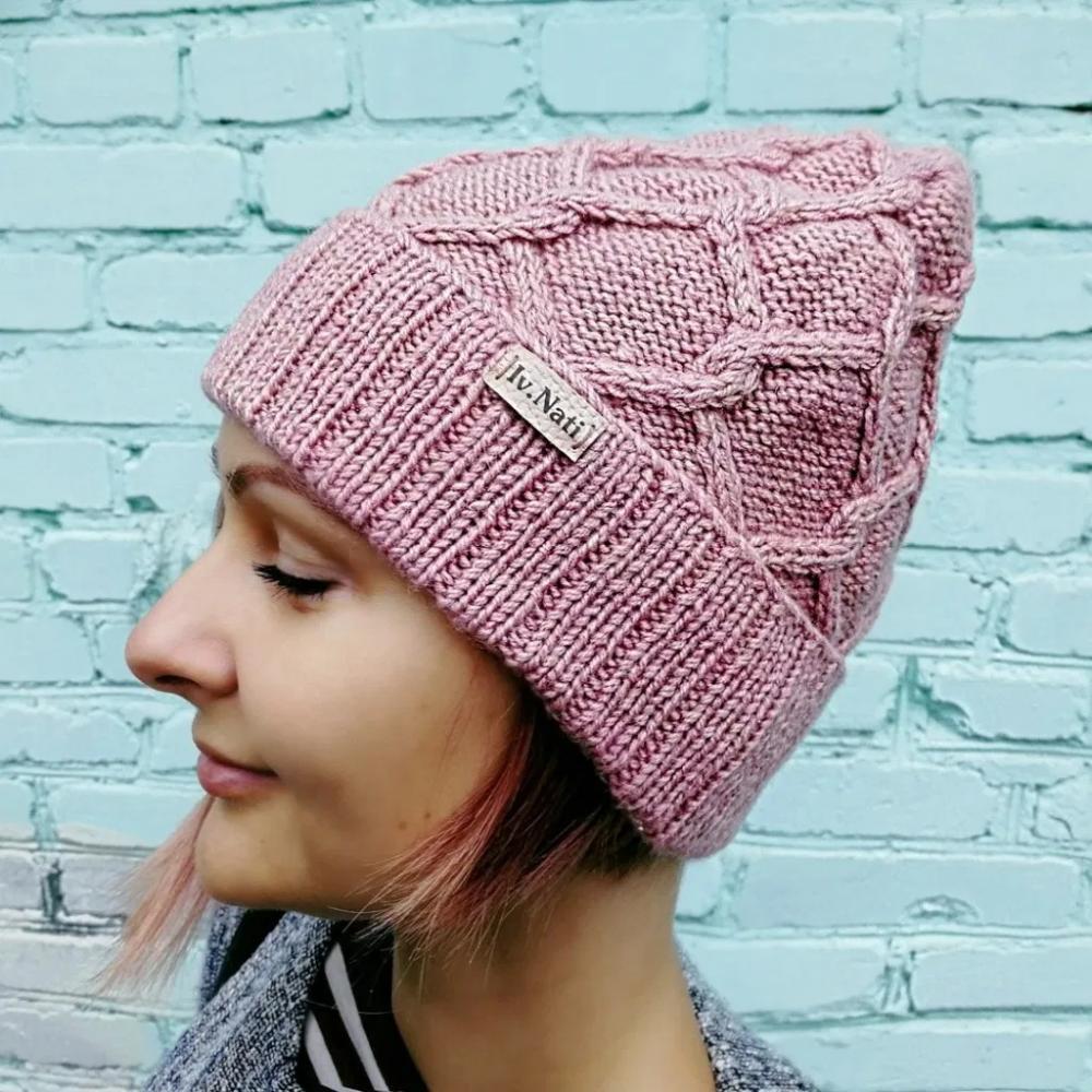 пускай вам вязание шапки спицами фото мастер класс огонь позволил людям