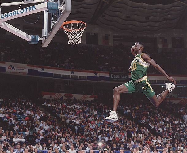 In Focus Shawn Kemp