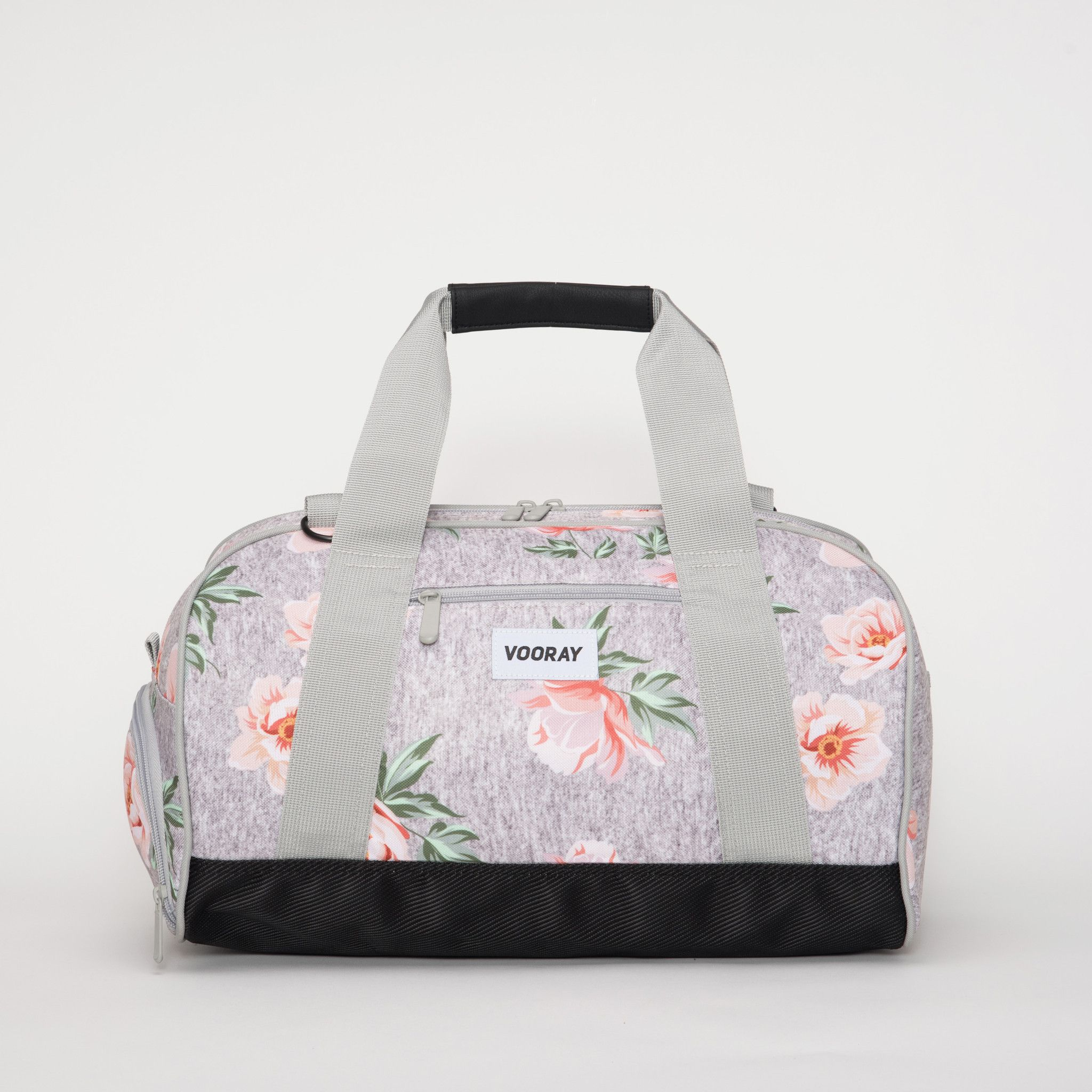 03b1cfe7e9 Vooray Burner Gym Duffel-Rose Grey Print Small from Aries Apparel- 50.00