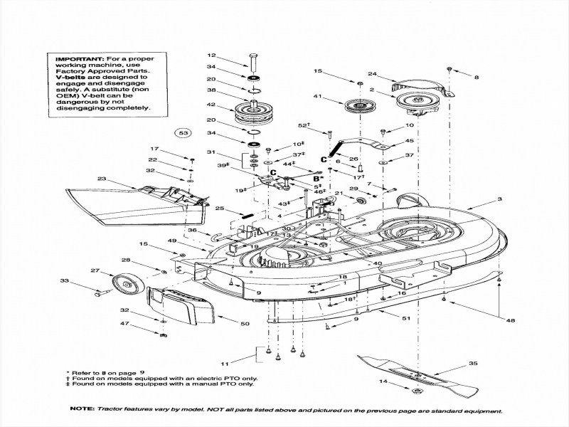 Mtd Lawn Mower Parts Diagram Wiring Forums