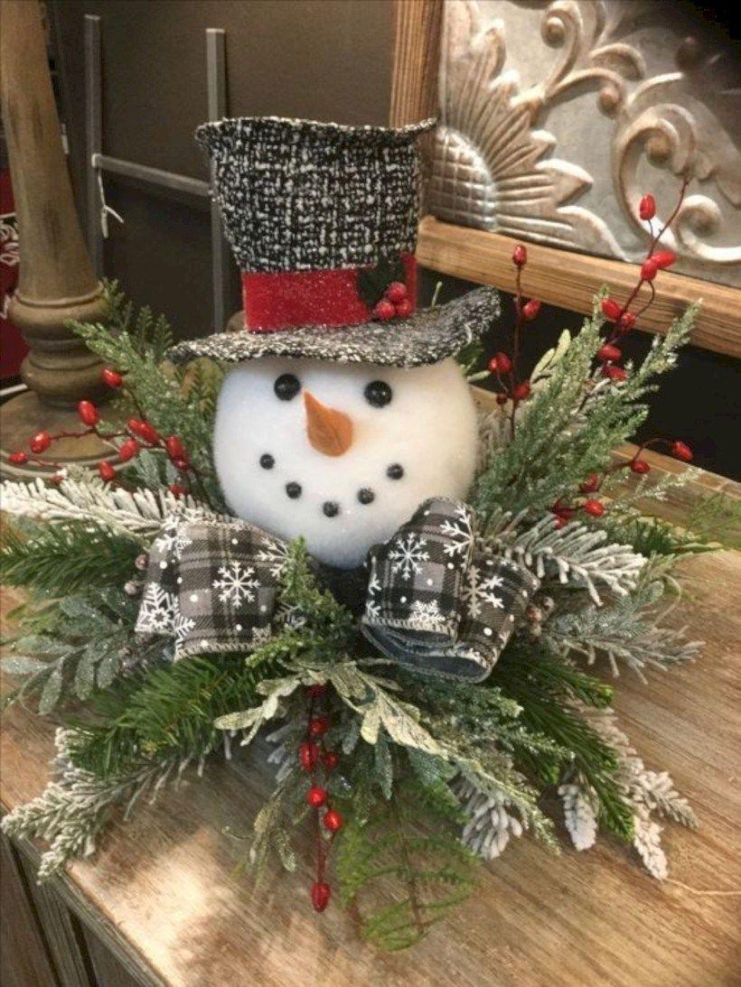 Stunning snowman christmas decoration ideas 4 stunning snowman christmas decoration ideas 4 solutioingenieria Gallery
