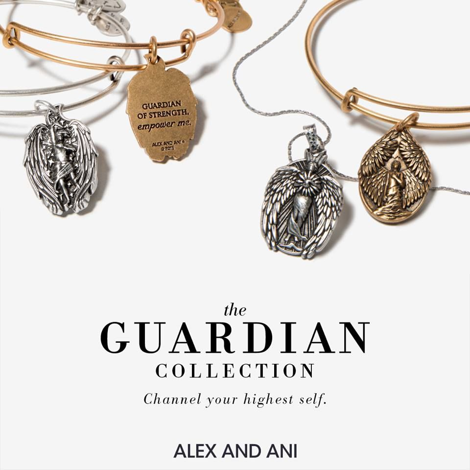New The Guardians Collection From Alex And Ani