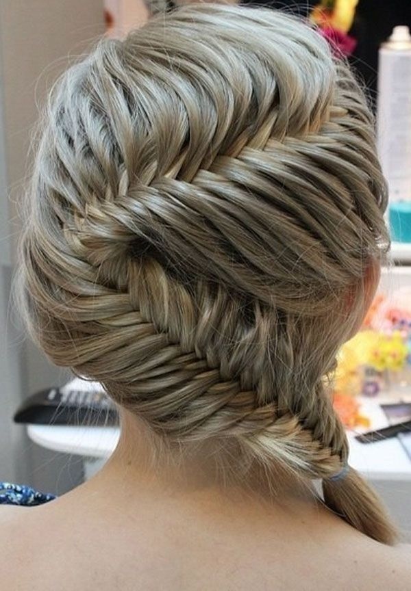 Braided Cute Hairstyle French Braid Girlshue Easy Cute Fun Different Best Yet Simple French Braids Hair Styles Cool Hairstyles Plaits Hairstyles