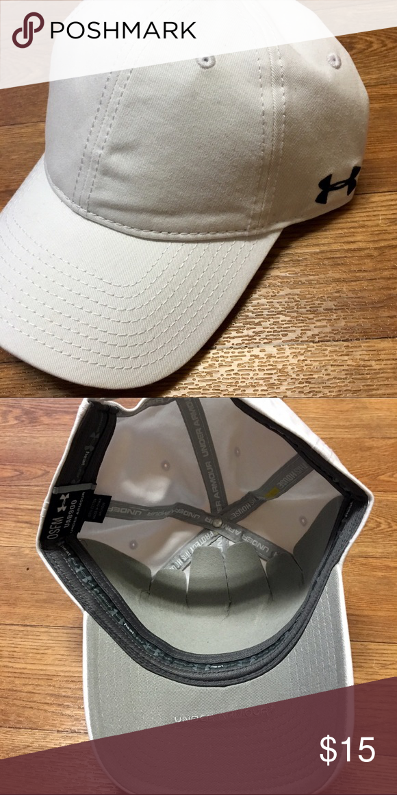 Under Armour Cap New without tags. Adjustable Under Armour Accessories Hats