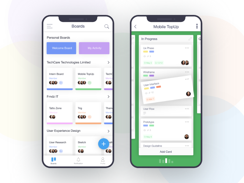 Trello App Redesign Concept (With images)