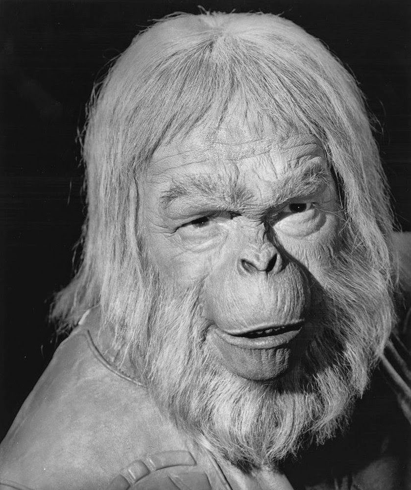 Archives Of The Apes: Maurice Evans: Zaius