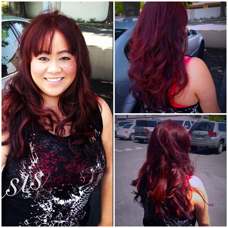 Level 6 Rv Hair Color