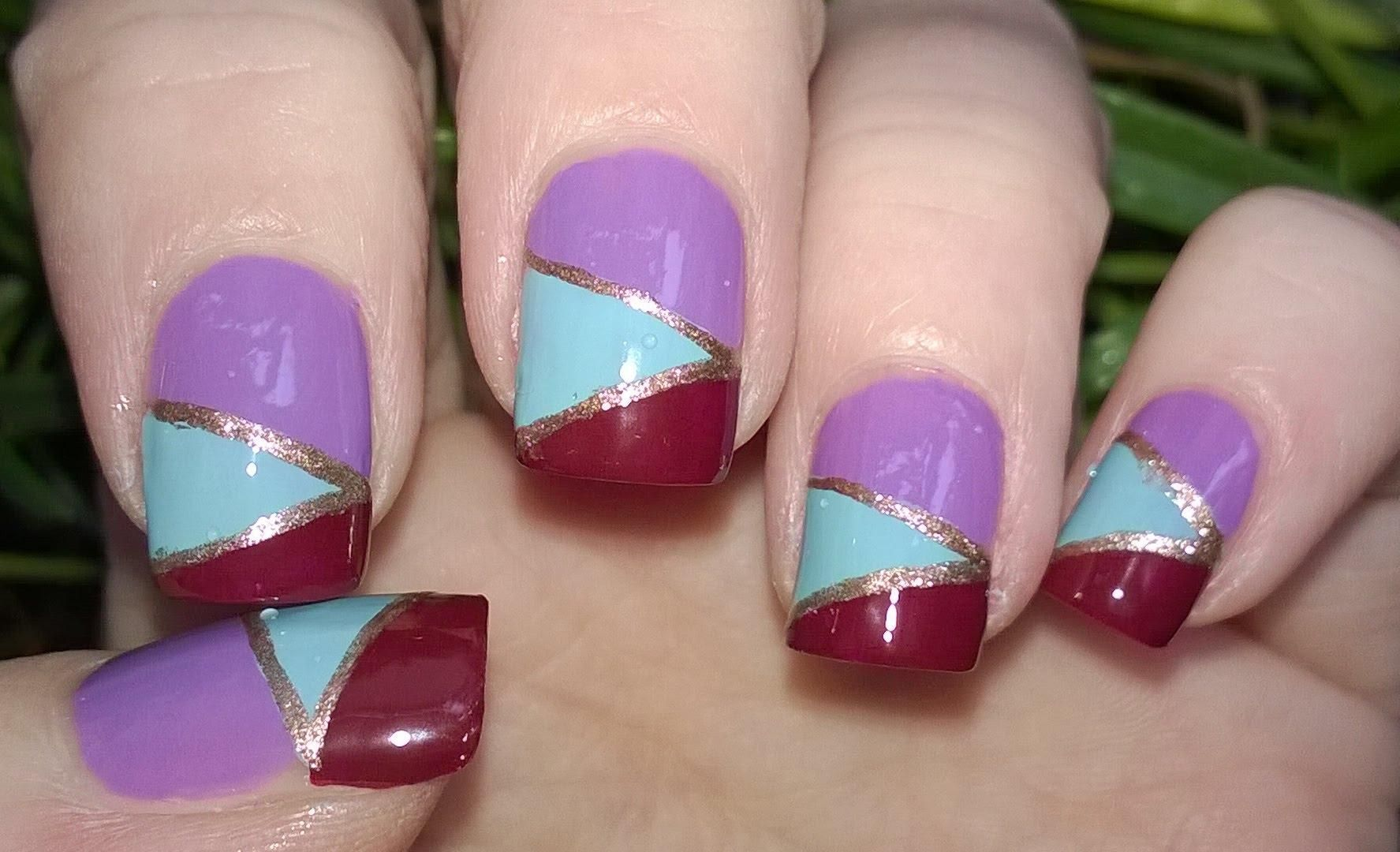 Nail Designs Without Tools Nail Designs Pinterest