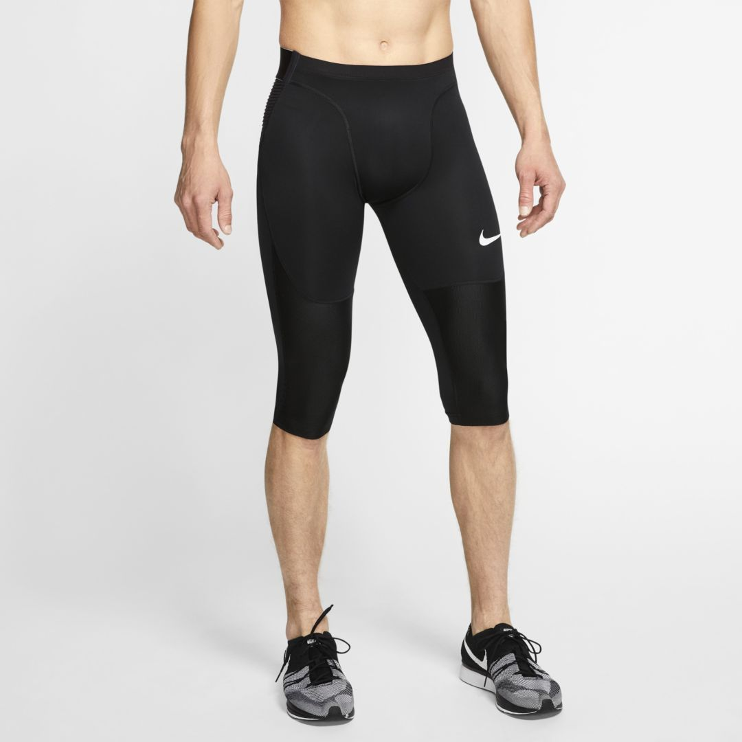 Photo of Nike Pro AeroAdapt Men's Shorts (Black)
