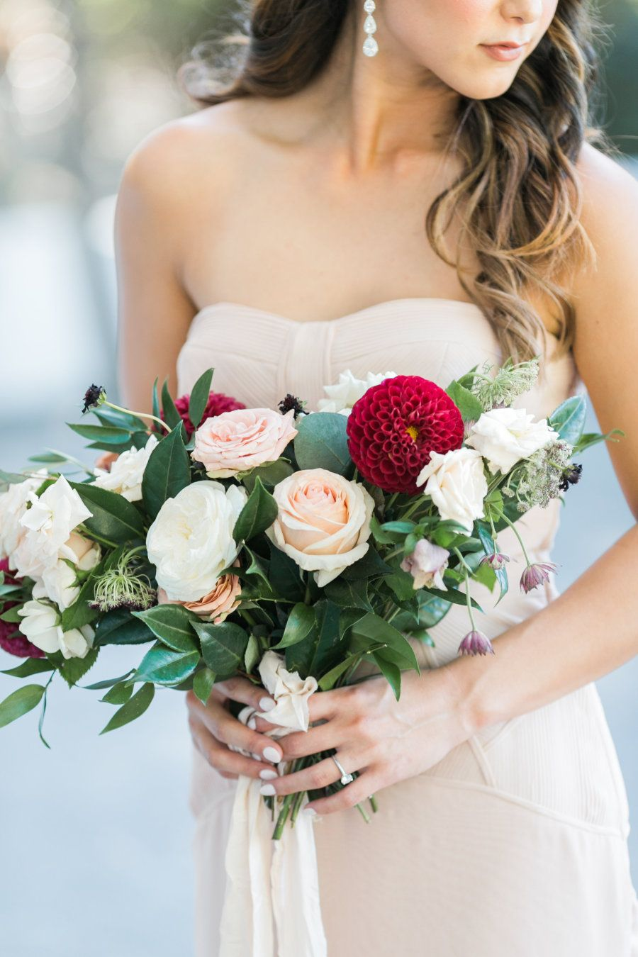 Wedding decorations and ideas december 2018 Blush  Marsala Does It Get Any Prettier Than This  Event