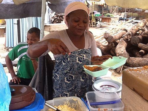 Roadside Canteen Lekki | Nigeria travel, Roadside, Canteen