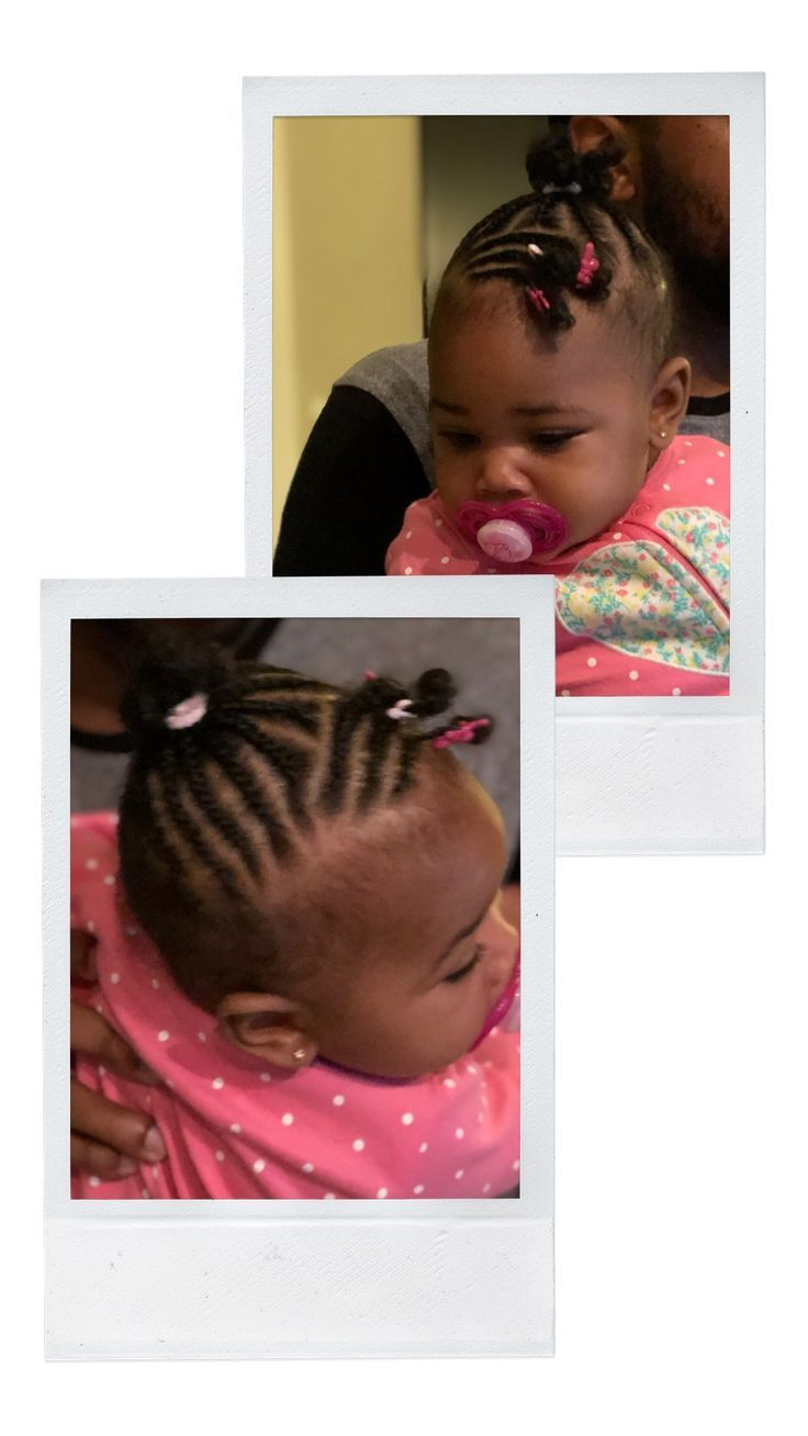 Baby hair styles protective and natural hair styles