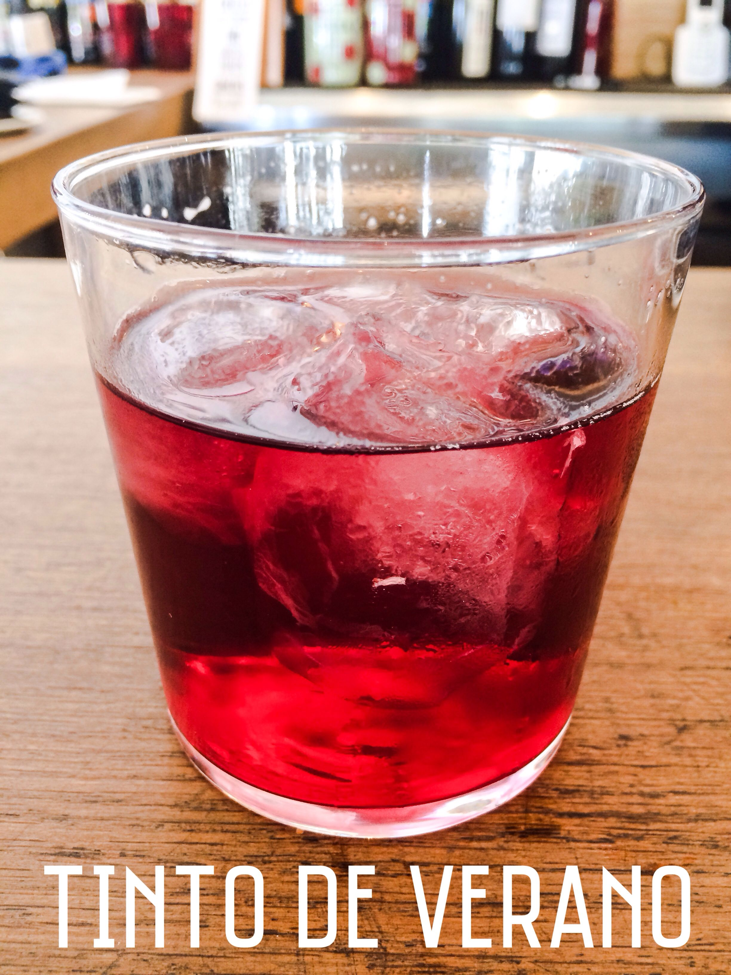 Tinto De Verano The Perfect Spanish Summer Drink And The Lazyman S Version Of Sangria Equal Parts Chilled Red Chill Red Wine Summer Drinks Tinto De Verano