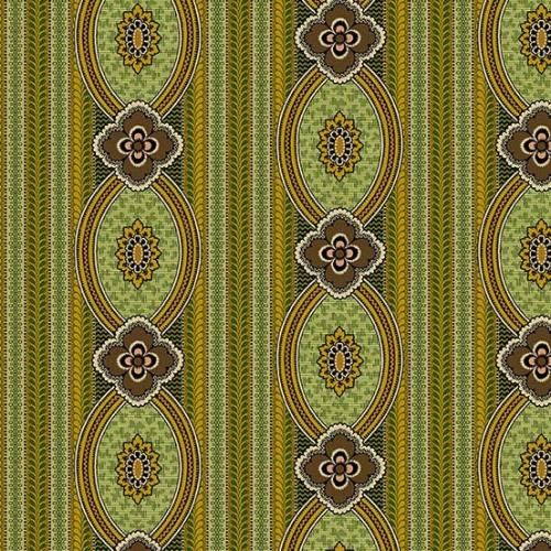Andover - Bally Hall - A-8523-G - Old Country Store Fabrics