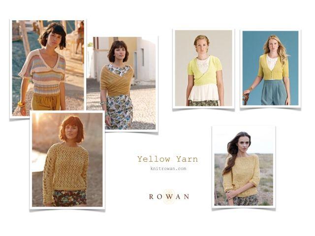 El amarillo como propuesta ...