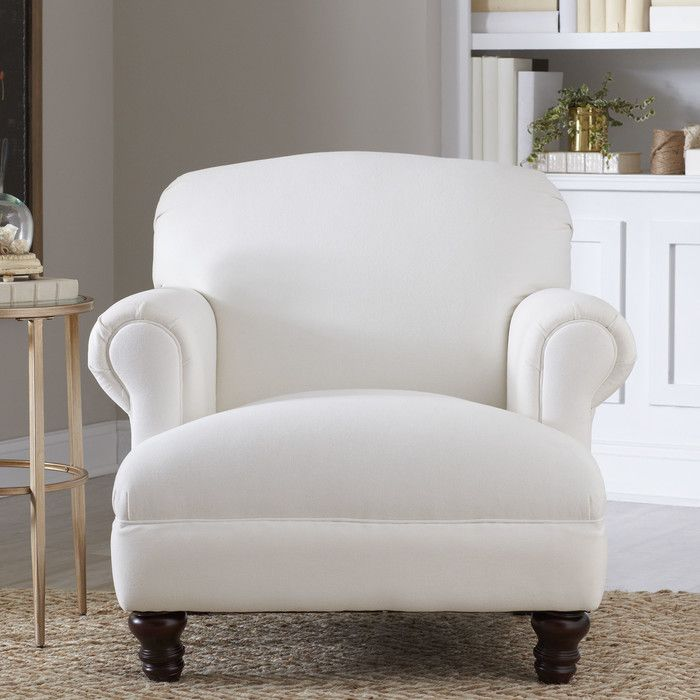 Murphy Armchair With Images White Living Room Chairs White Living Room Living Room Chairs #small #living #room #chairs #with #arms