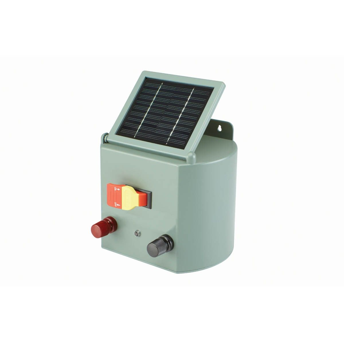 Adjustable Solar Electric Fence Controller Charger