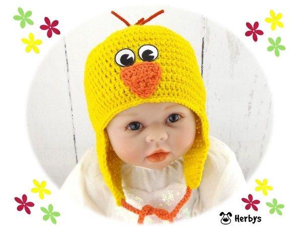 Kostenlose Anleitung Babymütze Häkeln Häkelanleitung
