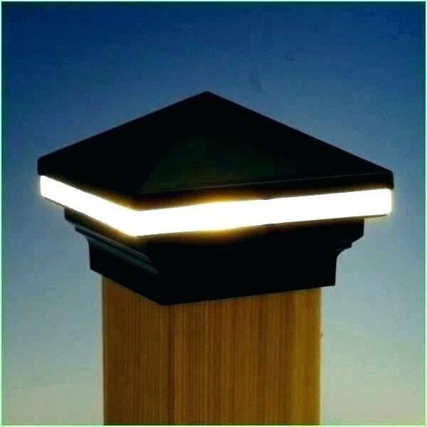 Solar Lights For Deck Post Solar Lights Deck Post Light