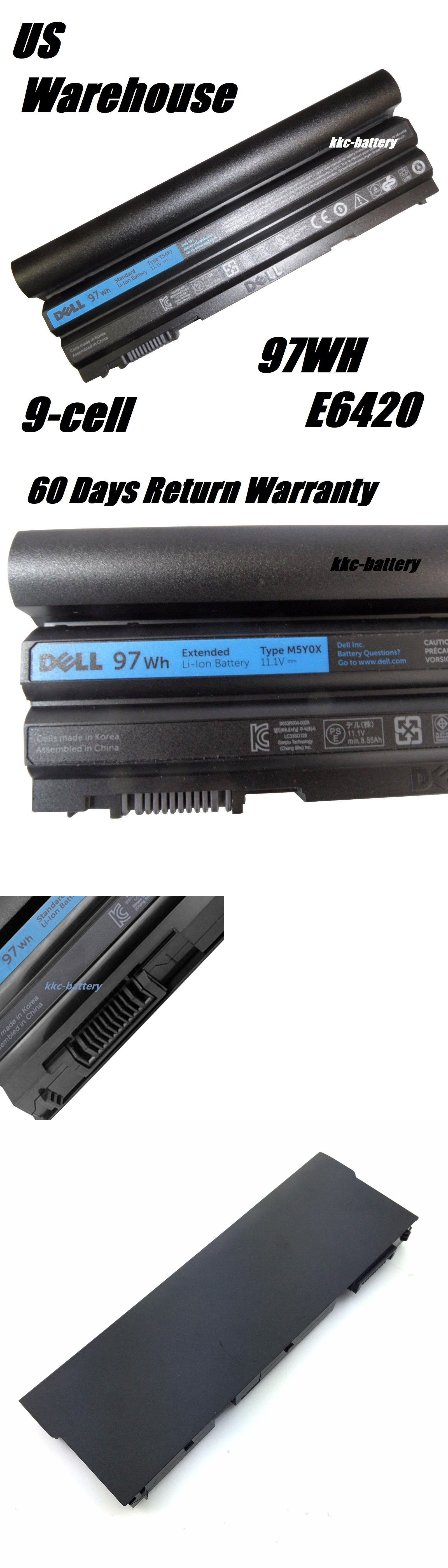 Laptop Batteries 14295: Genuine 97Wh 9Cell Battery M5y0x