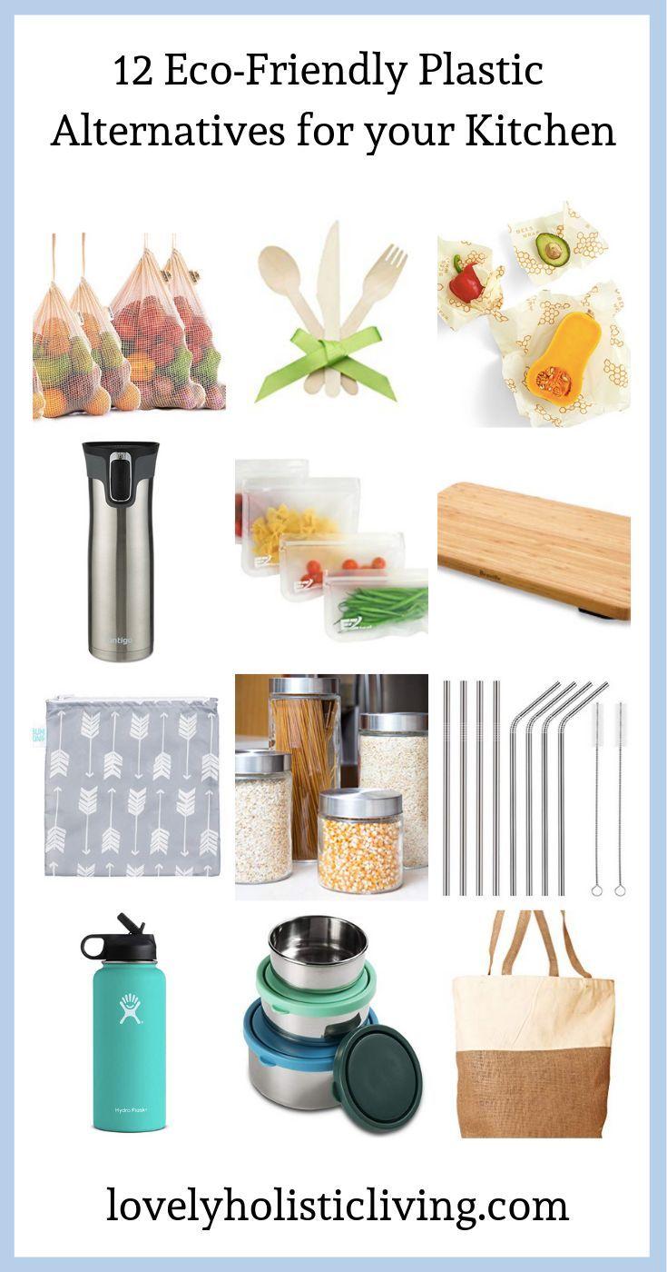 12 eco friendly plastic alternatives for your kitchen plastic alternatives food storage on kitchen organization zero waste id=76517