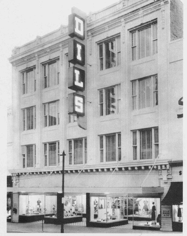 Dils Brothers Dept Store The Place To Shop Loved The