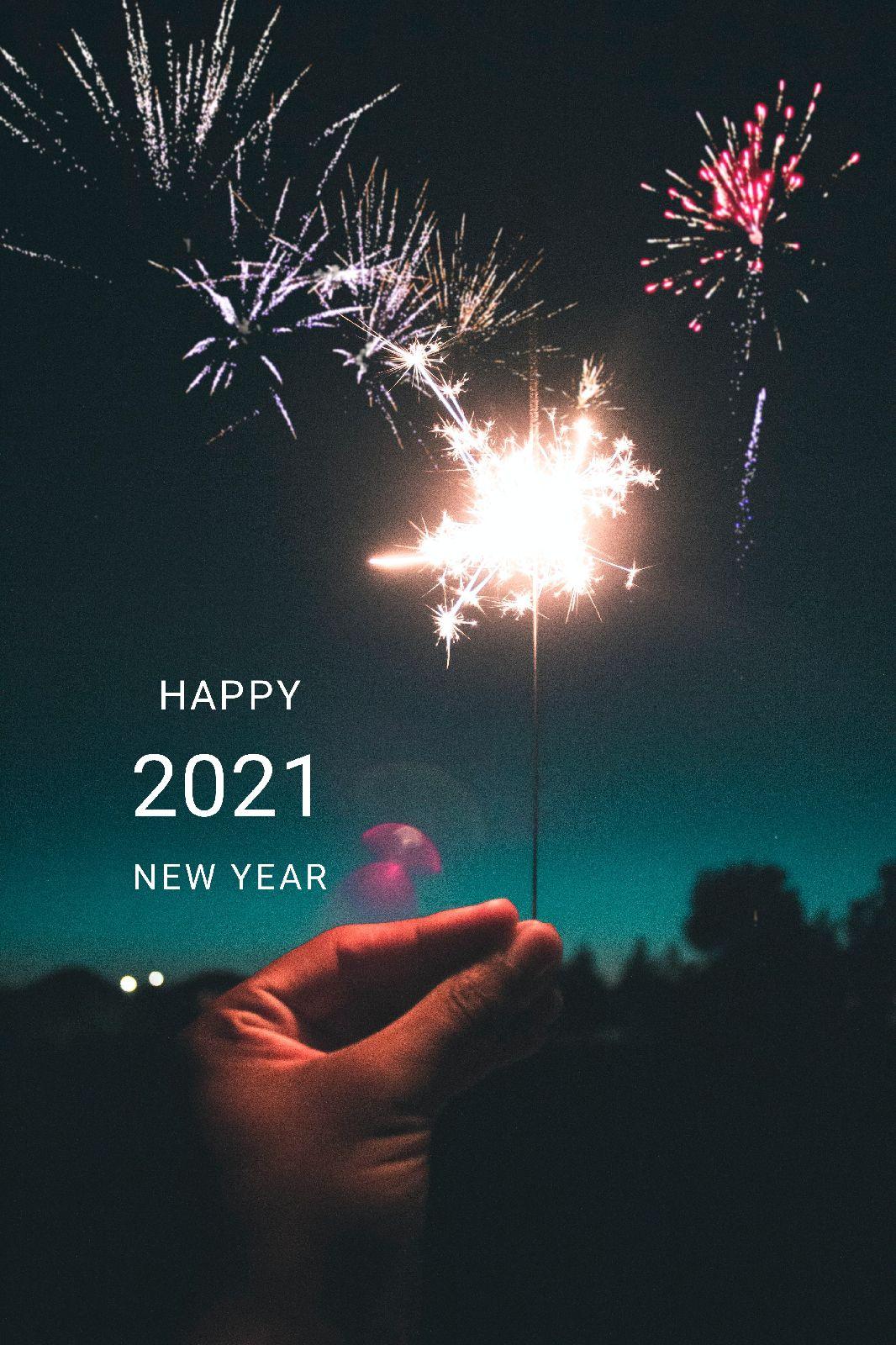 Happy New Year 2021 in 2020 Happy new year, Happy new, Years