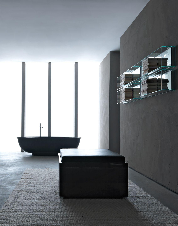 Badezimmer dekor hinter wc furniture by rifra  u interior  bath u  pinterest