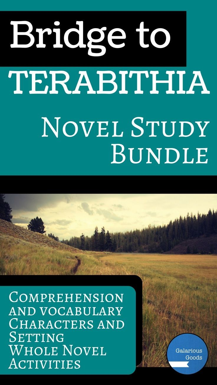 Worksheets Bridge To Terabithia Worksheets bridge to terabithia novel study bundle comprehension a including and vocabulary character setting activities