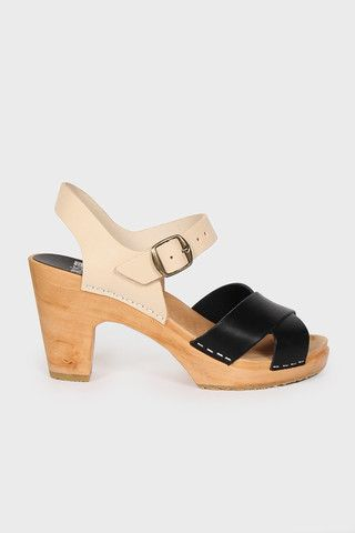 "undefined on <a href=""http://www.goodasgold.co.nz/collections/womens-heels-wedges/products/annika-super-high-clogs-401-natural-black-vegie"">Good as Gold</a>"