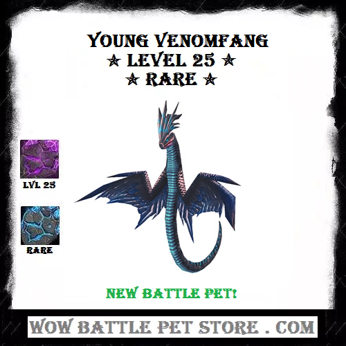 Young Venomfang New Wow Battle Pet World Of Warcraft Pets For Sale Warcraft Pets Pets For Sale Wow Battle