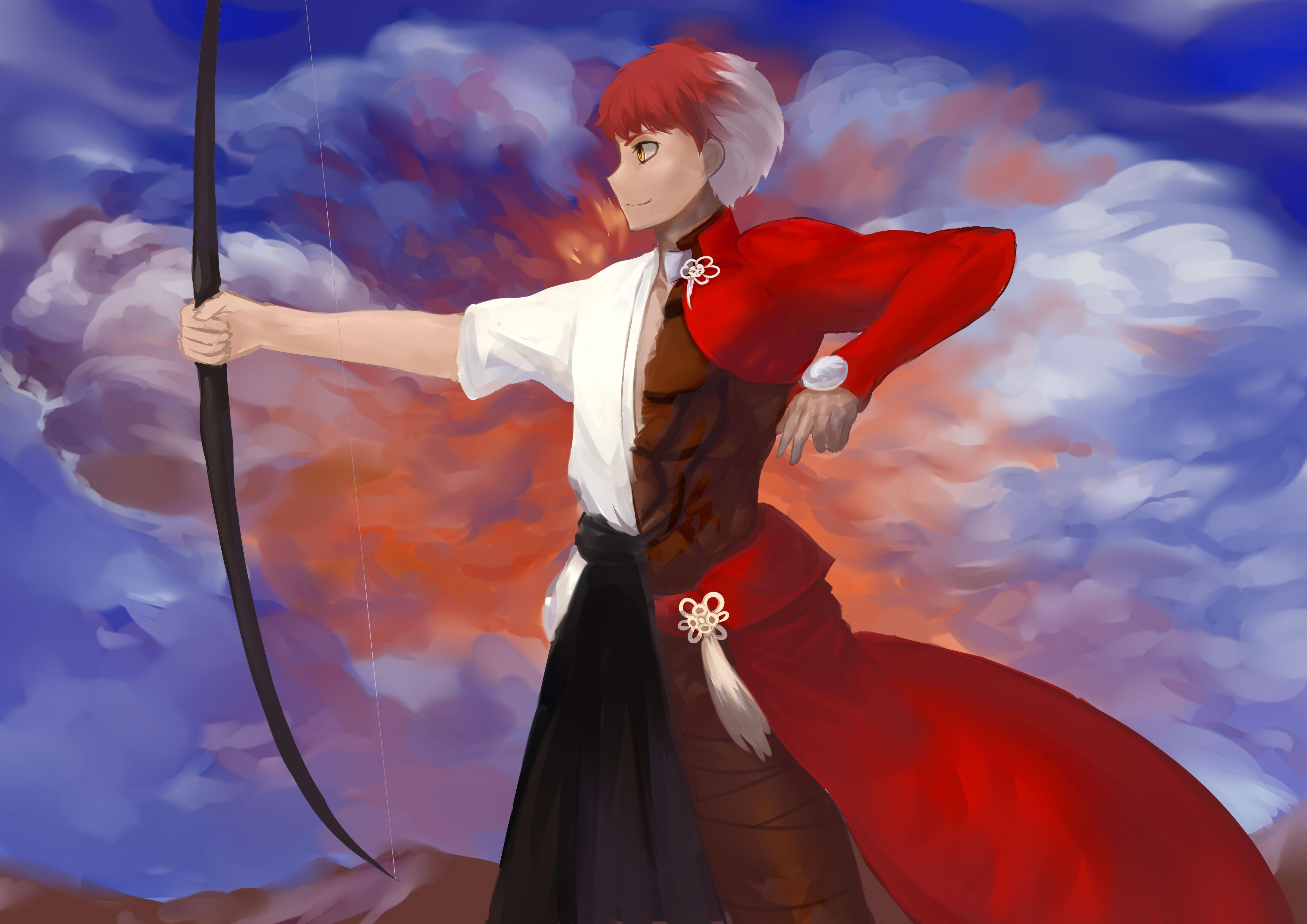 Shirou Emiya / Archer【Fate/Stay Night】 Fate stay night